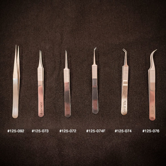 Sure Grip Jewelers Forceps Group